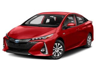 2021 Toyota Prius Prime Upgrade Package with Premium Paint Hatchback