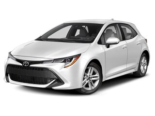 2021 Toyota Corolla  XSE with Premium Paint Hatchback
