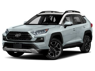 2021 Toyota RAV4 Trail with Two Tone Paint SUV