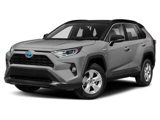 2021 Toyota RAV4 Hybrid XSE Technology Package SUV