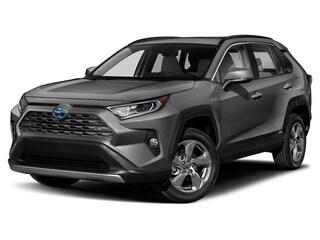 2021 Toyota RAV4 Hybrid Limited SUV