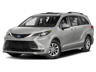 2021 Toyota Sienna XLE 8-Passenger Van Passenger Van