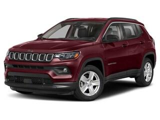2022 Jeep Compass North 4x4