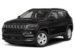 2022 Jeep Compass North 4x4 3C4NJDBB8NT103685