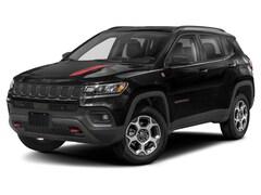 2022 Jeep Compass Trailhawk 4x4