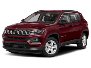 2022 Jeep Compass Limited 4x4