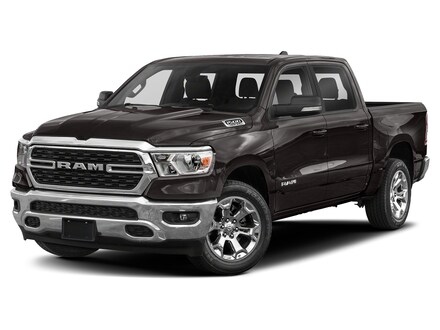 2022 Ram 1500 Big Horn Truck Crew Cab