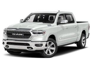 2022 Ram 1500 Limited 4x4 Crew Cab 144.5 in. WB 1C6SRFHTXNN160453