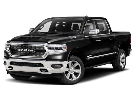 Featured new 2022 Ram 1500 Limited 4x4 Crew Cab 144.5 in. WB for sale in Camrose, AB
