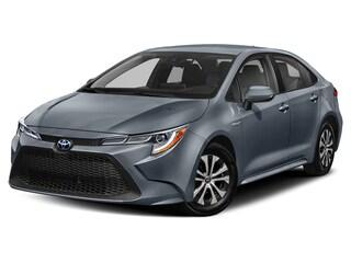 2022 Toyota Corolla Hybrid w/Li Battery Sedan