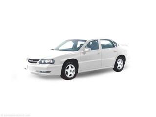 2000 Chevrolet Impala LS Sedan