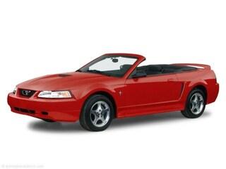 2000 Ford Mustang Convertible  Convertible