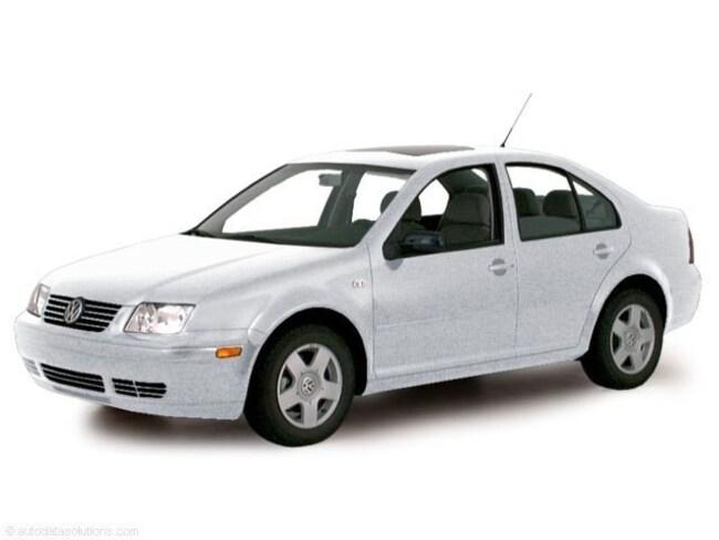 2000 Volkswagen Jetta GLS Sedan