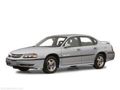 2001 Chevrolet Impala Base Sedan