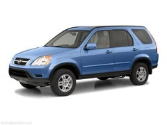 2002 Honda CR-V EX | No Accidents | One Owner | Serviced Here SUV