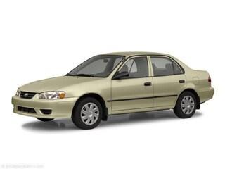 2002 Toyota Corolla CE Sedan