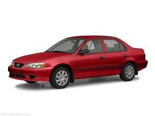 2002 Toyota Corolla CE - Cruise Control - Power Windows Sedan Automatic