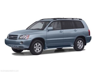 2002 Toyota Highlander BASE SUV