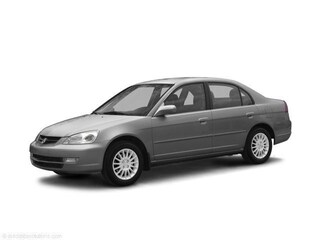 2003 Acura EL 1.7 Touring Sedan