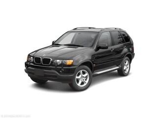 2003 BMW X5 3.0i A SUV