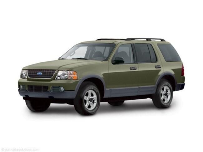 Used 2003 Ford Explorer Xlt Keyless Entry Fog Lights 4wd