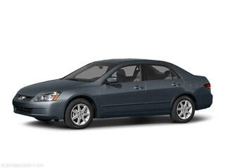 2003 Honda Accord LX-G Sedan