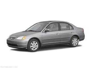2003 HOND CIVI DX-G Sedan