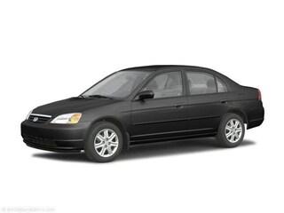 2003 Honda Civic LX Sport Sedan