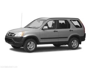 2003 Honda CR-V EX 4WD EX Auto