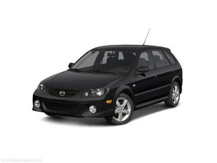 2003 Mazda Protege5 ES- M/T Station Wagon