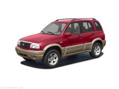 Used 2003 Suzuki Grand Vitara JX AWD SUV JS3TD62V434100176 for sale in Calgary, Alberta