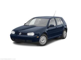2003 Volkswagen Golf GLS Hatchback