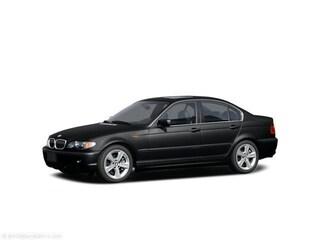 2004 BMW 325xi A Sedan