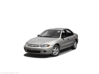 2004 Chevrolet Cavalier VL Sedan