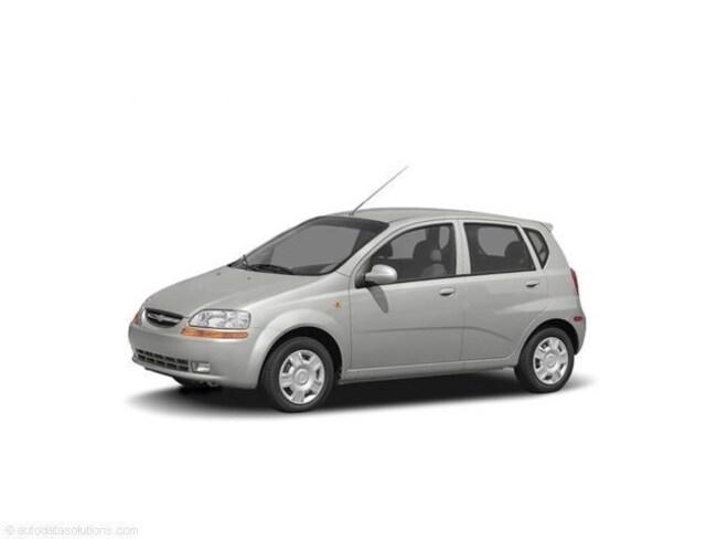 2004 Chevrolet LS Hatchback