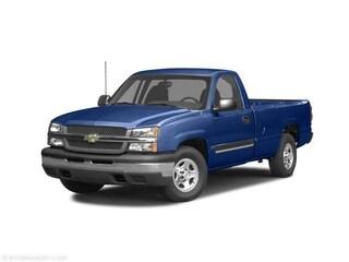 2004 Chevrolet Silverado 1500 REG CAB 2WD 133WB Truck Regular Cab