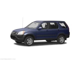 2004 Honda CR-V LX 4AT SUV