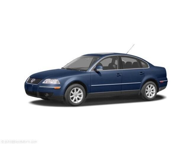 2004 Volkswagen Passat Sedan GLS Sedan