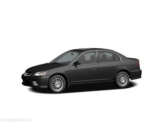 2005 Acura EL Premium Lthr at Sedan