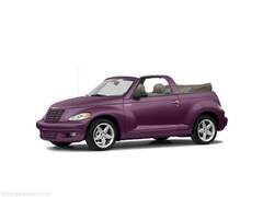 Used 2005 Chrysler PT Cruiser TOURING AUTOMATIC CONVERTIBLE Convertible 3C3EY55X75T594795 for sale in Calgary, Alberta