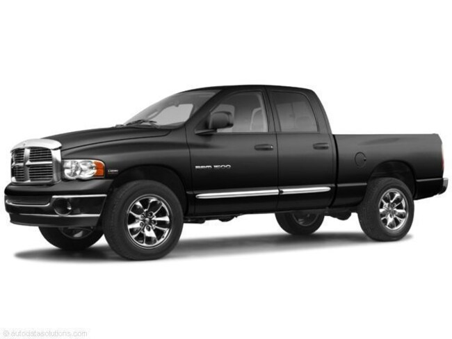 Used 2005 Dodge Ram 1500 SLT/Laramie Truck Quad Cab  Serving Winnipeg