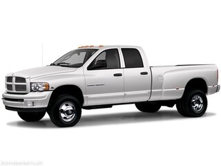 2005 Dodge Ram 3500 SLT*TRAILER TOW*POWER SEATS*BENCH SEAT* Truck Quad Cab