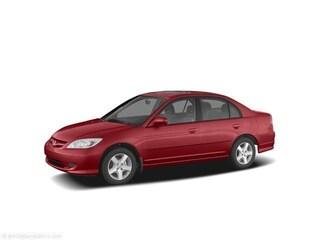 2005 Honda Civic LX-G Sedan