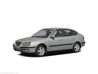 2005 Hyundai Elantra Hatchback