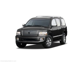 2005 INFINITI QX56 4X4 7 Passenger Very Clean SUV