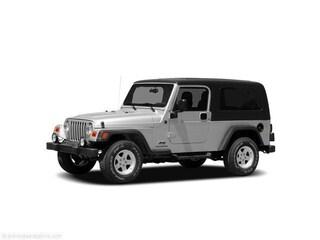 2005 Jeep TJ Unlimited SUV