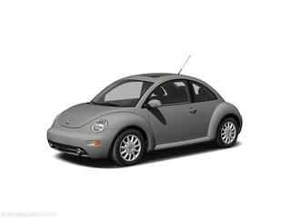 2005 Volkswagen New Beetle GLS TDI Hatchback