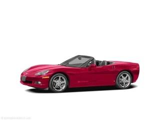 2006 Chevrolet Corvette Base Convertible