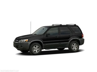 2006 Ford Escape XLT- 4WD, Leather, Sunroof  Sport Utility
