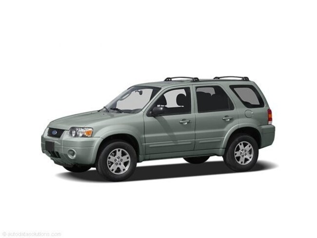 2006 Ford Escape Limited | Heated Seats | Keyless Entry | Moonroof SUV
